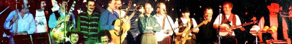 Addi´s Skiffle Company aus Salzgitter-Thiede 1974-2007